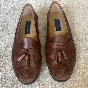 Giorgio Brutini Leather Monocle Loafer 10-1/2M